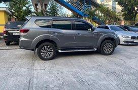 Grey Nissan Terra 2019 for sale in Makati