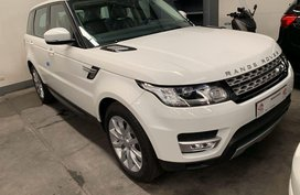 White Land Rover Range Rover Sport 0 for sale in