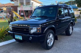 Black Land Rover Discovery II 2003 for sale in Manila