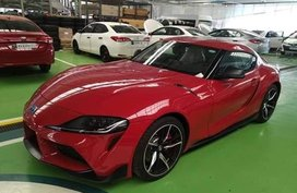 2020 Toyota Supra 3.0L