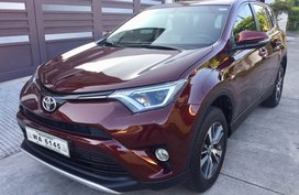 2017 Toyota RAV 4 2.5L 4x2 AT