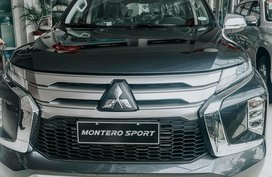 ALL NEW MONTERO SPORT! PRICE IS WHAT YOU PAY! VALUE IS WHAT YOU GET! BUY NOW!