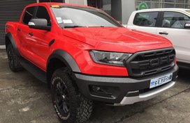 Red Ford Ranger Raptor 0 for sale in