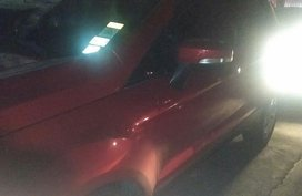 Red Ford Ecosport 2014 for sale in Automatic