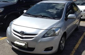 Selling Silver Toyota Vios 2008 in Manila