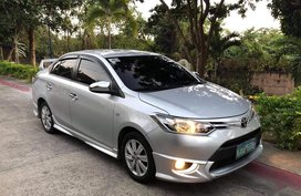 Silver Toyota Vios 2014 for sale in Tagaytay