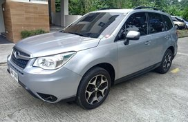 Silver Subaru Forester 2014 for sale in Marikina