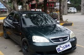 HONDA CIVIC DIMENSION 2003 MODEL
