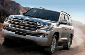 Sell Silver 0 Toyota Land Cruiser in Manila