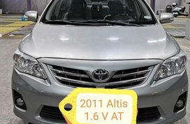 Sell Silver 2011 Toyota Corolla altis in Caloocan