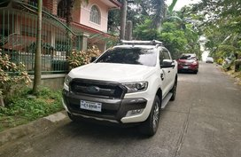 White Ford Ranger 2018 for sale in Dasmariñas