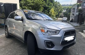 Selling Silver Mitsubishi Asx 2014 in Pasig