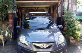 Sell Grey 2015 Honda Brio in San Mateo