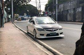 Sell White 2010 Honda Civic in Marikina
