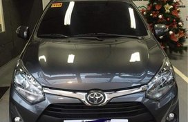 Grey Toyota Wigo 0 for sale in