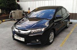 Black Honda City 2017 for sale in Automatic