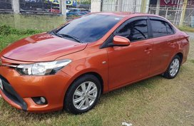 Sell Orange 2016 Toyota Vios in Pasay