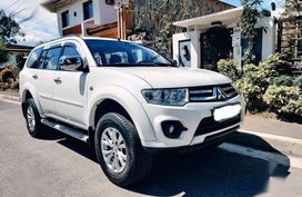 Sell White 2014 Mitsubishi Montero in San Pablo
