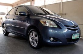 Sell Light Blue 2009 Toyota Vios in Quezon City