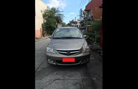 Sell Silver 2007 Honda City Sedan at  Manual  in  at 88000 in Manila