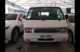 Sell White 2018 Mitsubishi L300 Van at 222000 in Makati