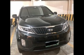 Sell Black 2013 Kia Sorento SUV / MPV at 66000 in Caloocan