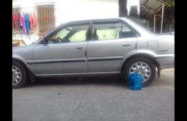 Selling Silver Toyota Corolla 1998 Sedan at  Automatic   at 99999 in Imus