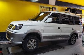 White Mitsubishi Adventure 2017 for sale in Makati City
