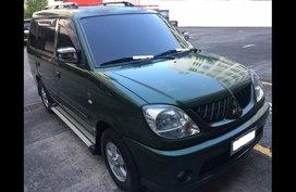 Green Mitsubishi Adventure 2006 for sale in  Manual