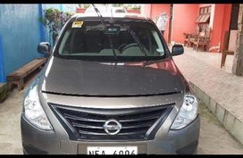 Silver Nissan Almera 2018 for sale in Silang