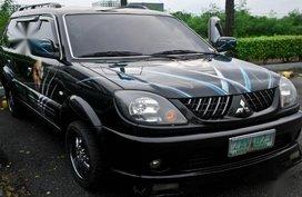 Sell Balck 2005 Mitsubishi Adventure in Manila