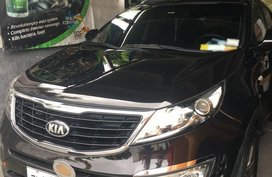 Black Kia Sportage 2015 for sale in Pasig