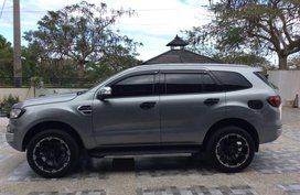 Sell Silver 2016 Ford Everest in Trece Martires