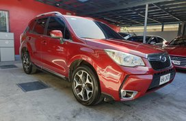 Subaru Forester 2015 Acquired 2013 Model XT Turbo Automatic