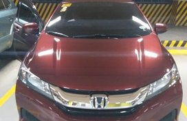 Red Honda City 2016 for sale in Manila