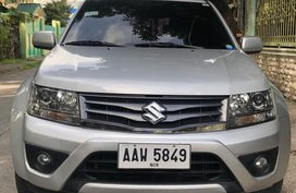 Silver Suzuki Grand Vitara 2014 for sale in Cainta
