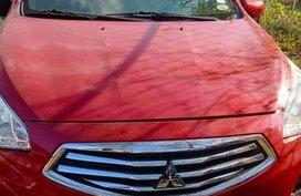 Sell Red 2016 Mitsubishi Lancer in San Fernando