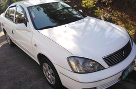 White Nissan Sentra 2013 for sale in Quezon City
