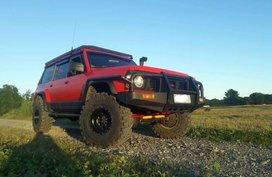 Sell Red 1994 Nissan Patrol in Cabanatuan