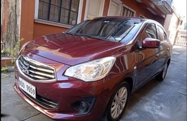 Red Mitsubishi Mirage g4 2018 for sale in Mandaluyong