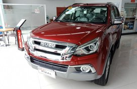 Selling Brand New Isuzu Mu-X in Antipolo