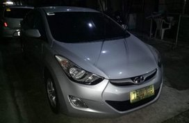 Sell Silver 2011 Hyundai Elantra in Quezon City
