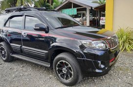 Toyota Fortuner 2012 for sale in General Tinio