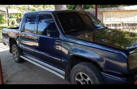 Sell Black 1999 Mitsubishi L200 in Iligan
