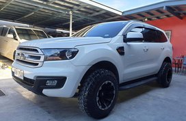 Ford Everest 2017 Ambiente Automatic