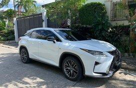 2016 Lexus RX 350 F Sport White