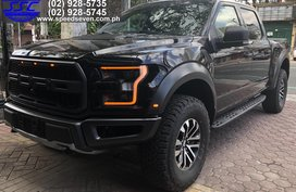 BRAND NEW 2020 FORD F-150 RAPTOR BLACK