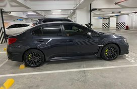 Sell Purple 2018 Subaru Impreza in Caloocan