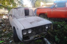 White Toyota Corona 1972 for sale in Manual
