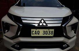 Sell Pearl White 2019 Mitsubishi XPANDER in Manila